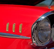 Vintage Red by Sue  Cullumber