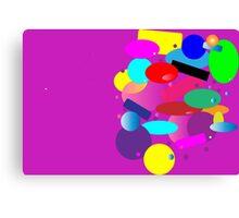 Color Color Color Canvas Print