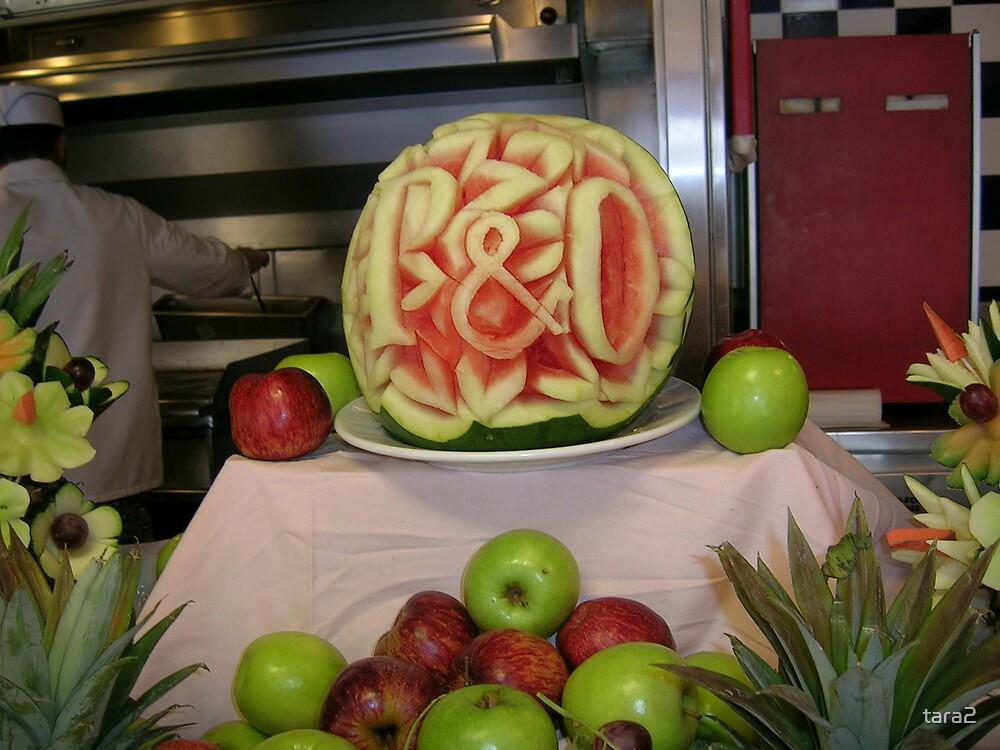 P & O watermelon by tara2