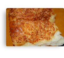 Cheese Rolls Canvas Print