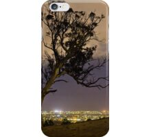 Brown Hill Tree iPhone Case/Skin