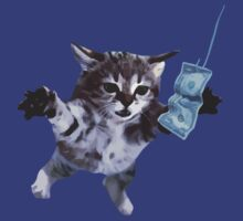 Awesome Grunge cat.  by baygonwarrior