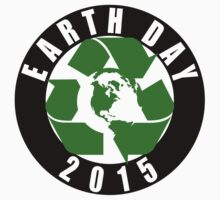 2015 Earth Day Recycle Design by EthosWear