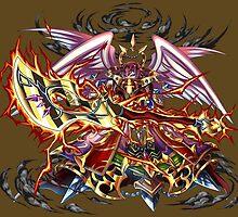 Heavenly Emperor Kanon 7* by Charkos