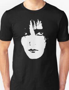 Stencil Siouxsie And The Banshees Sioux Face T-Shirt