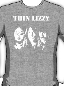 Stencil Thin Lizzy  T-Shirt