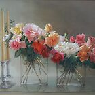Romantic Roses by jkirstein