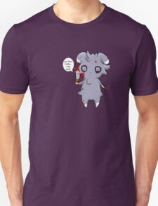 Espurr wants your flesh Unisex T-Shirt