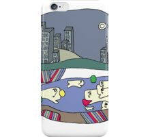 Under the City  iPhone Case/Skin