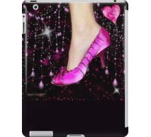 I Love My Pink Shoes!! (Views: 10601 :o) iPad Case/Skin