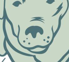 Fez Dog Sticker