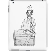 Clown doll iPad Case/Skin