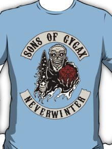 Sons of Gygax - Neverwinter T-Shirt