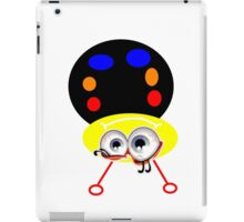 Silly bug iPad Case/Skin