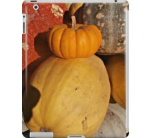 #harvest iPad Case/Skin