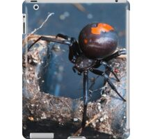 Australian Red Back Spider iPad Case/Skin