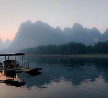 Li River by Frank Alvaro
