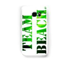 TEAM BEACH - Wet Palm Samsung Galaxy Case/Skin