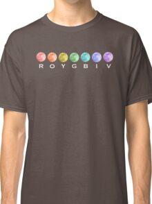 ROYGBIV Moons Classic T-Shirt
