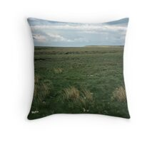 Wadsworth Moor West Yorkshire England 19840603 0058m Throw Pillow