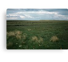 Wadsworth Moor West Yorkshire England 19840603 0058m Canvas Print