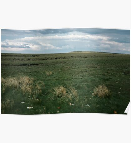 Wadsworth Moor West Yorkshire England 19840603 0058m Poster