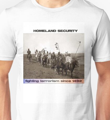 Homeland Security Unisex T-Shirt