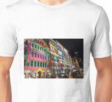 White Night In Melbourne Australia Unisex T-Shirt