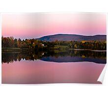 Lake Paran Poster