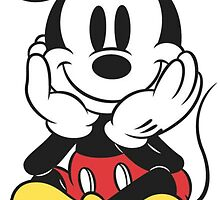 Mickey Mouse by Jay's Designs