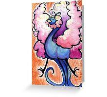 Mega Altaria Greeting Card