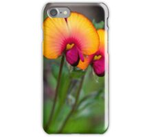West Australian Egg and Bacon Plant iPhone Case/Skin
