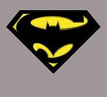 BATMAN V SUPERMAN by dOpedesignTHC