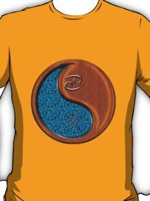Cancer & Boar Yin Wood T-Shirt