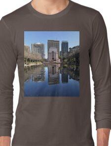 ANZAC Memorial, Hyde Park, Sydney, Australia 2012 Long Sleeve T-Shirt