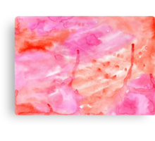 Watercolor G24 Canvas Print