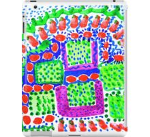 Home on the Hill iPad Case/Skin