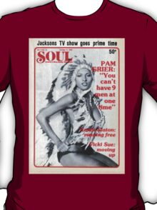 Soul Cover Oct '76 T-Shirt
