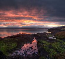Kilchattan dawn by Ranald