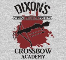 DIXON'S POST-APOCALYPTIC CROSSBOW ACADEMY by Numnizzle
