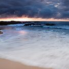 Stormy Sunrise by Michael Olive