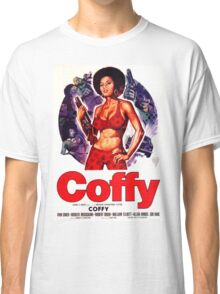 Coffy Alt. (Red) Classic T-Shirt