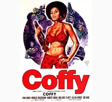 Coffy Alt. (Red) Unisex T-Shirt