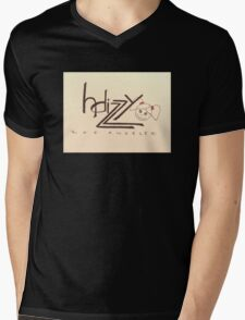 Hdizzy #2 Mens V-Neck T-Shirt