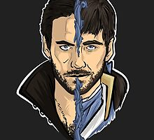 Hook - Killian Jones by Arry