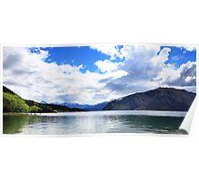 Lake Wanaka Poster