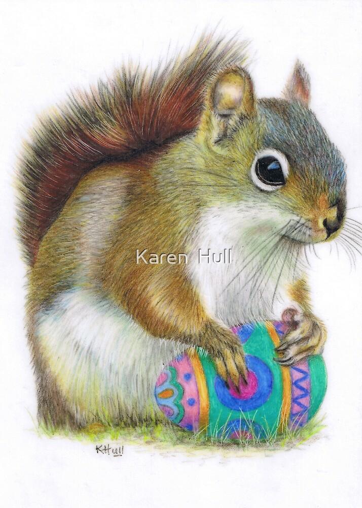 The Easter Nut by Karen  Hull