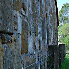 Stone of Old - Dunkenfield NSW by Bev Woodman