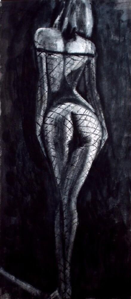 In A Fishnet by Jarmo Korhonen