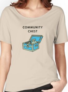 Community Chest Women's Relaxed Fit T-Shirt